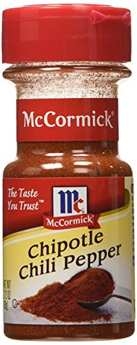 McCormick Chipotle Chili Pepper, 2.12 oz (Pack of 3) by McCormick