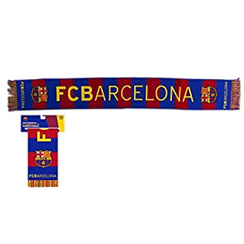 796245022ee79 FC Barcelona Scarf Official License 2017- 2018