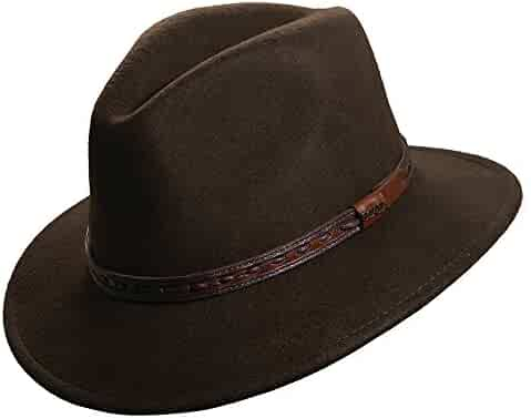 2637f4175cdb25 Shopping $50 to $100 - Fedoras - Hats & Caps - Accessories - Men ...