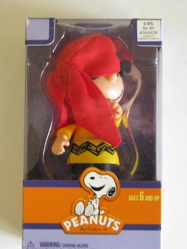 2012 Peanuts Halloween Poseable Figure - Charlie Brown -