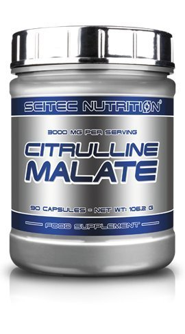 Citrulline Malate 90 caps by Scitec Nutrition