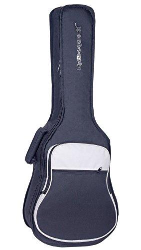 CrossRock CR-SG106C-BKBG Estuche para Guitarra Clásica: Amazon.es ...