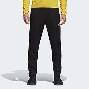 adidas Men's Tiro '17 Pants Black/Metallic Gold XX-Large 31