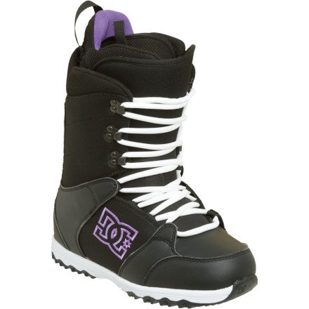 DC Women's Phase 2012 Performance Snowboard Boot,Aqua,9.5 M US - 2012 Performance Snowboard Boot