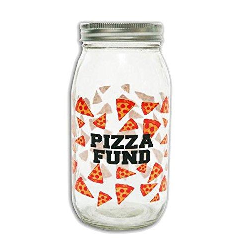 Pizza fund jar
