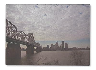 Gear New Cutting Board, Louisville Kentucky Ohio River