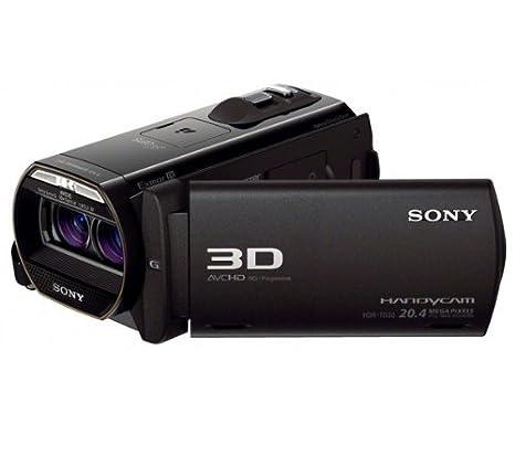 SONY Cámara de vídeo alta definición 3D Handycam HDR-TD30VE ...