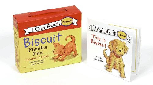 Biscuit Phonics Fun (My First I Can Read)