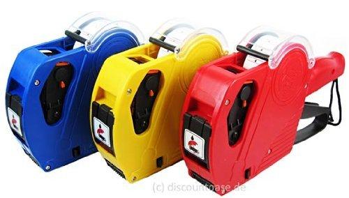 Discountoase MX-5500 EOS Professional color blanco incl 1/rollo de etiquetas Etiquetadora