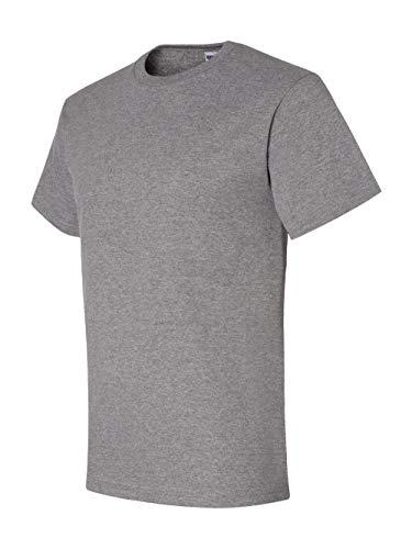 Jerzees 5.6 oz., 50/50 Heavyweight Blend T-Shirt, 3XL, -