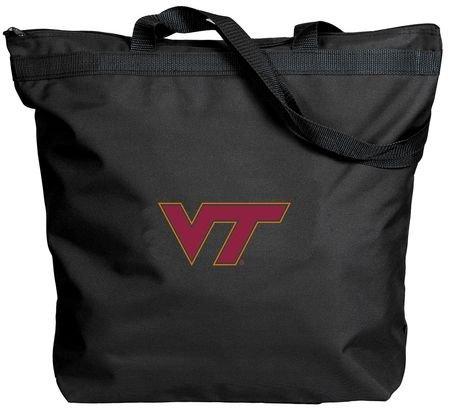 (Virginia Tech Hokies - NCAA Zippered Tote Bag)