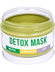 DETOX FACE MASK By Teami | Our 100% Best Green Tea Facial...