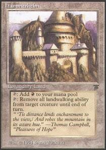 Magic: the Gathering - Hammerheim - Legends