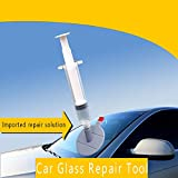 belupai DIY Chip Windshield Premium Kit & Windscreen Crack P Crack Premium Repair Kit & Wind