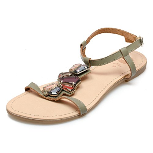 Gioseppo Clenay damen, glattleder, sandalen