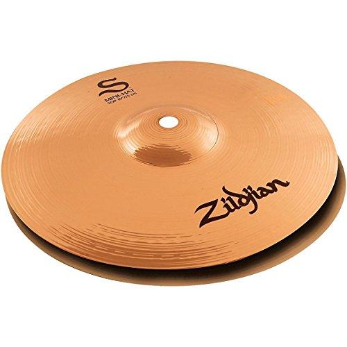 """Zildjian 10"""" S Mini Hat Top Cymbal"""