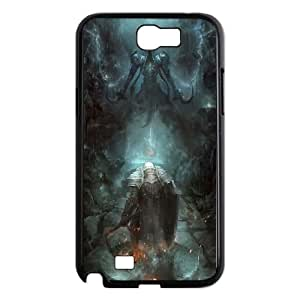 Diablo Samsung Galaxy N2 7100 Cell Phone Case Black y2e18-374163