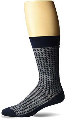 Zanella Socks Men's Z9026, Navy 10-13