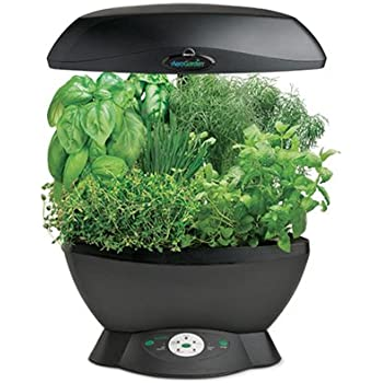 AeroGarden 6 with Gourmet Herb Seed Kit