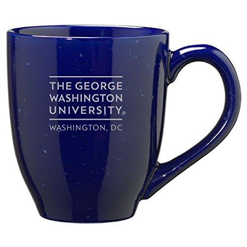 The George Washington University - 16-ounce Ceramic Coffee Mug - (George Mug)