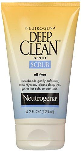 Neutrogena Deep Clean Gentle Scrub