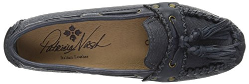 Patricia Nash Women's Domenica Driving Style Loafer, Oxford Blue, 37 B US by Patricia Nash (Image #8)