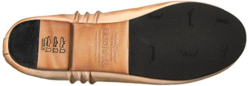 Bed Stu Womens Margot Ballet Platte Zand Rustiek