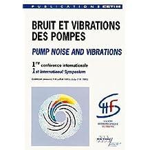 Bruit et Vibrations des Pompes