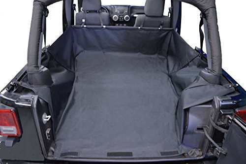 Cargo Liner - for Jeep JKU 4 door - With Sub Woofer (Dirtydog)