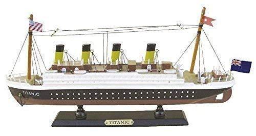 Schiffsmodell Titanic Modell Schiff RMS Titanic