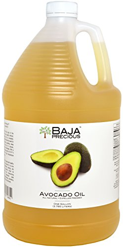 California Avocado Oil - Baja Precious - Avocado Oil, 1 Gallon
