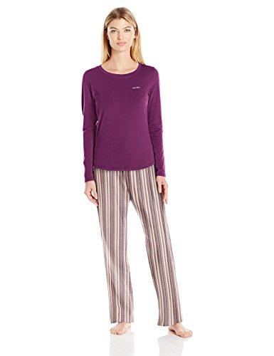 Calvin-Klein-Womens-Sleepwear-Set