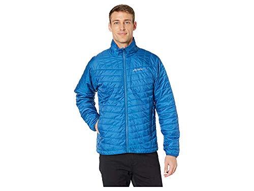 Eddie Bauer Mens IgniteLite Reversible Jacket Blue MD