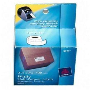 Avery Personal Label Printer Labels labels - 1 pcs. (9173)