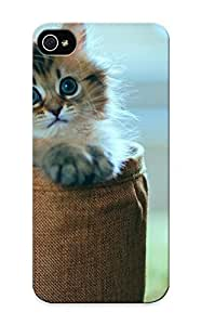 meilinF000Durable Protector Case Cover With Animal Cat Hot Design For ipod touch 5 (ideal Gift For Lovers)meilinF000