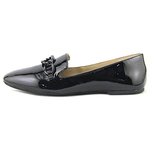 Enzo Angiolini Womens Lianne Closed Toe Loafers Black zZMiC7