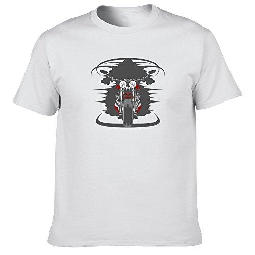Llynice 2017 New Style Mens Motorcycle Tees Training Sport Autobike Diy T-shirt (Medium, - America Captain Shirt Diy