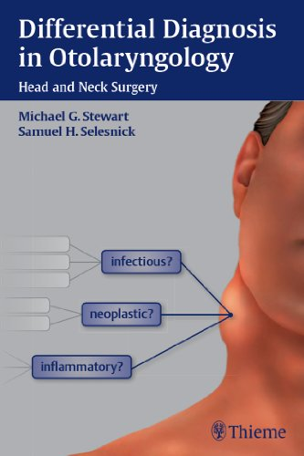 Differential Diagnosis in Otolaryngology Head and Neck Surgery (1st 2010) [Stewart & Selesnick]