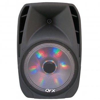 "QFX PBX-61152BTL 15"" Rechargeable Tailgate Battery Powerd Bl"