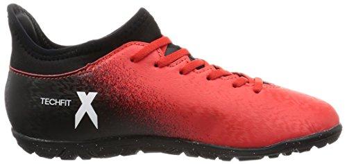 red 16 Para Tf X J 3 Fútbol Rojo Niños Botas De Adidas B5PwqySw