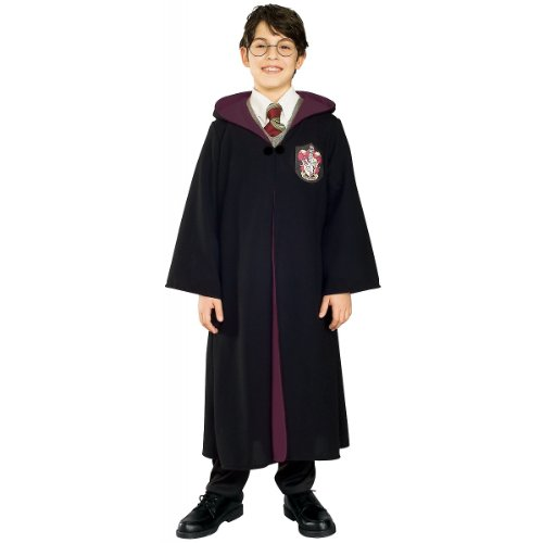 [Deluxe Harry Potter Robe Costume - Small] (Harry Potter Halloween Costumes Hermione)