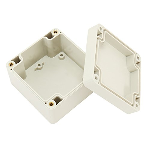 """12/""""x11/""""x5.5/"""" ABS Junction Box Universal Electric Project Enclosure"""