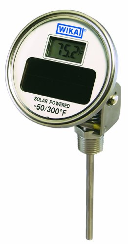 Wika Ti 82 Stainless Steel 304 Solar Digital Thermometer