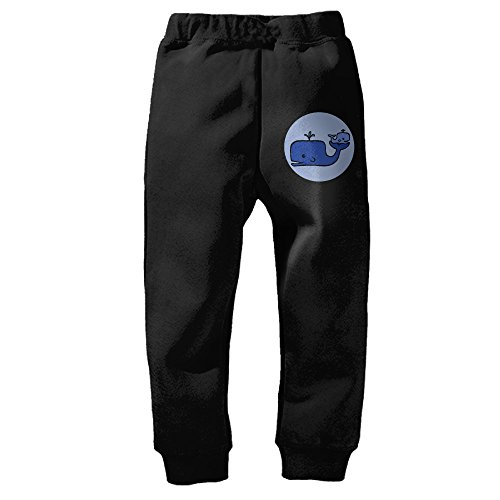 Baby Whale Children Breathable Jogger Pants Comfort Pajama Running Jogging P.E Class for sale