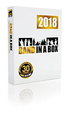 Band In A Box And Realband UltraPAK 2018