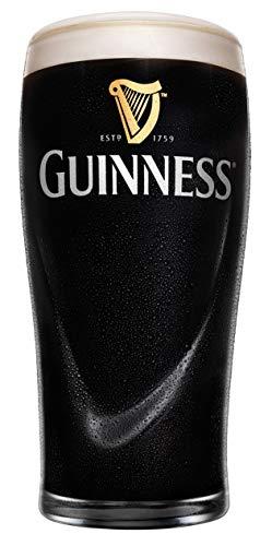 - Guinness 20oz Gravity Pint Glass