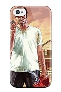 Alanda Prochazka Yedda's Shop Awesome TashaEliseSawyer Defender Tpu Hard Case Cover For iPhone 6 4.7- Grand Theft Auto V
