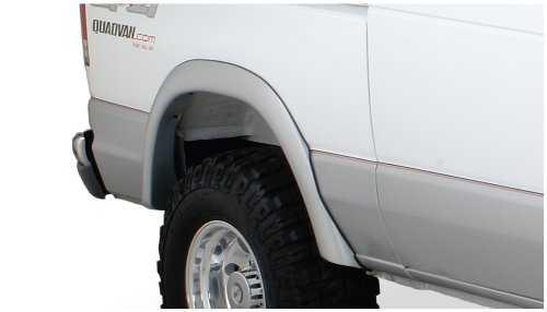 Econoline Club Wagon Fender - Bushwacker 22006-11 Ford Extend-A-Fender Flare - Rear Pair