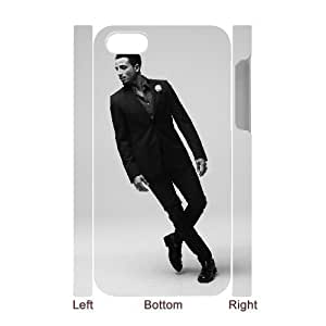 C-EUR Diy hard Case Adam Levine customized 3D case For Iphone 4/4s