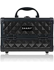SHANY Mini Makeup Train Case With Mirror - Twilit